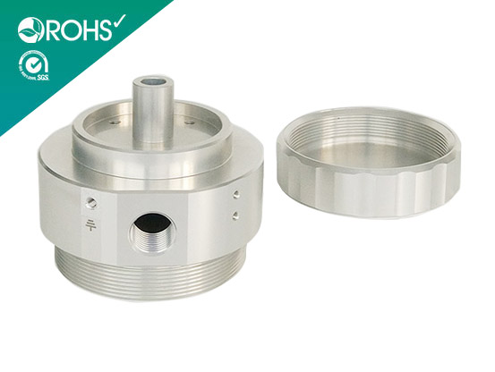 aluminum instrument housing