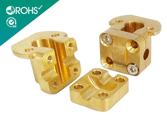 brass motor parts