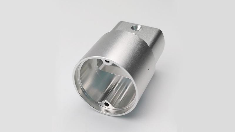 CNC Machined Aluminum housing