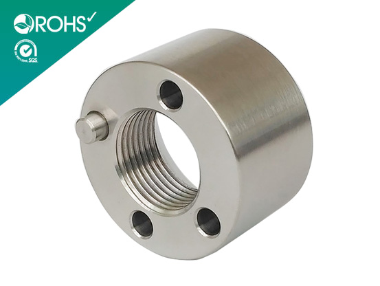 cnc machined stainless
