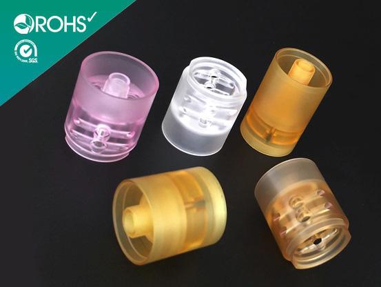 CNC Plastic Tubing